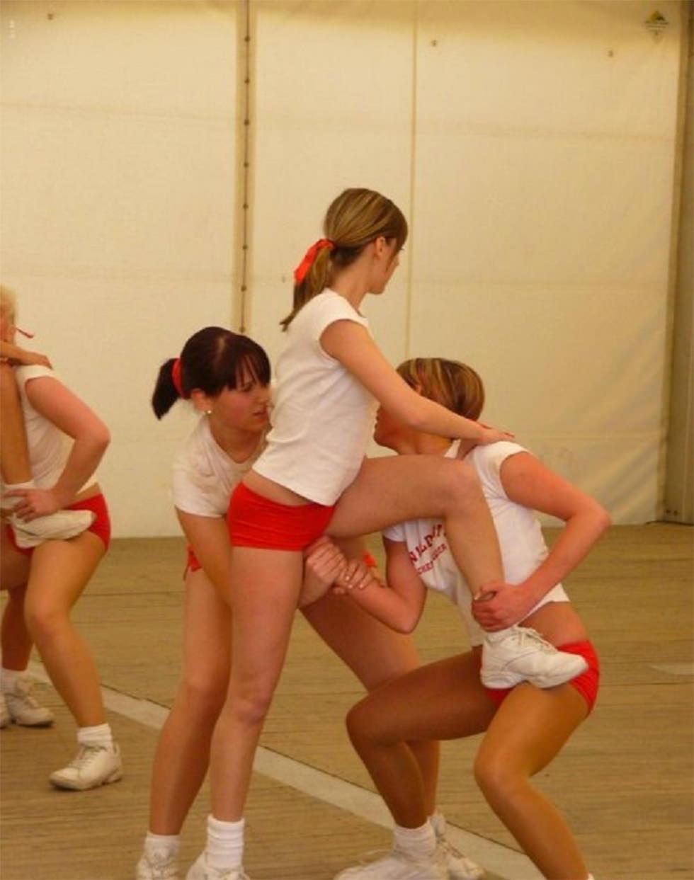 Secretos del cheerleading
