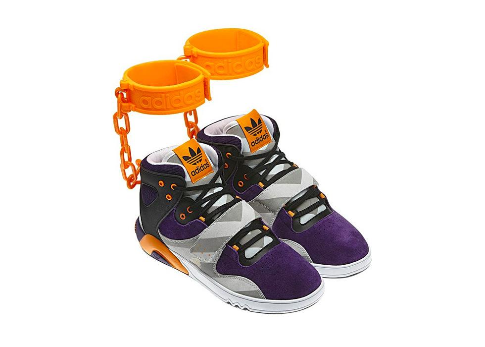 Adidas la lía con sus nuevas zapatillas