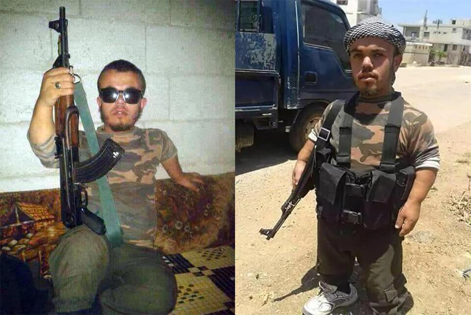 Grandes combatienes de Al Qaeda