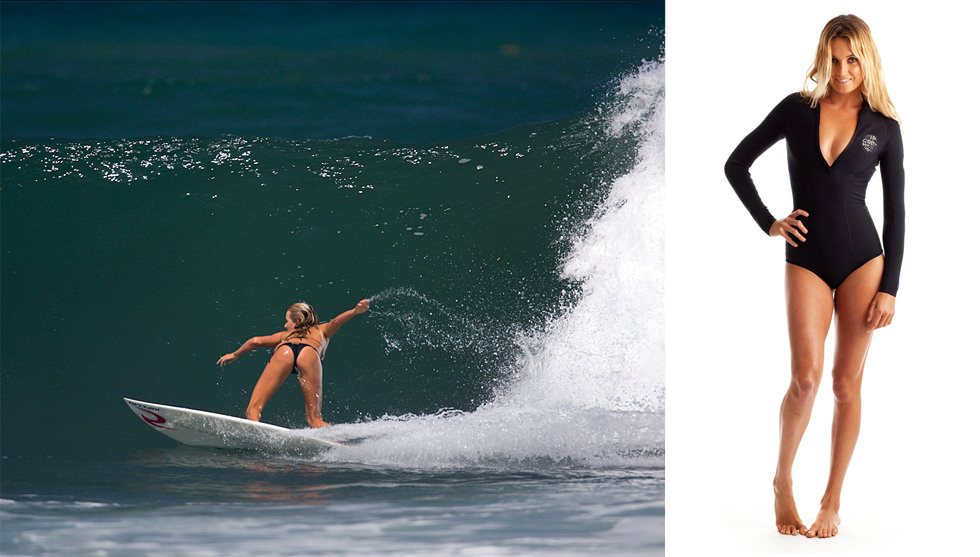Surfeando la ola perfecta