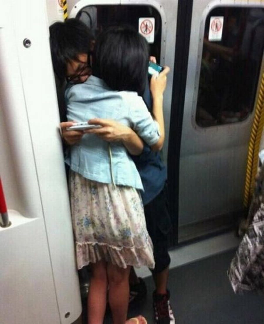 Amor al estilo hongkonés