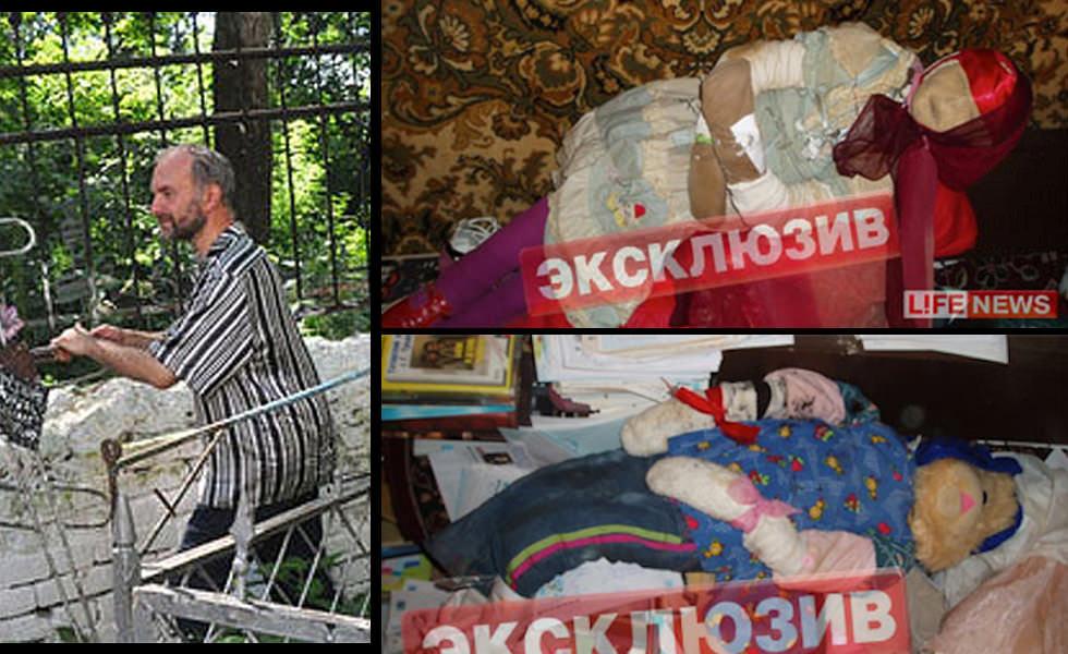 El ladrón de cadáveres ruso