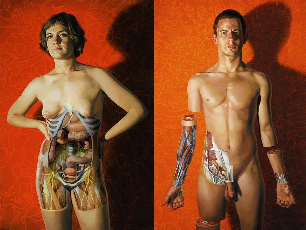Lecciones de anatomía humana