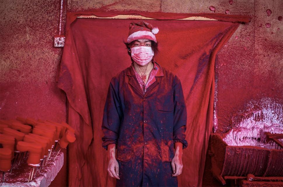 El verdadero Papá Noel viene de China
