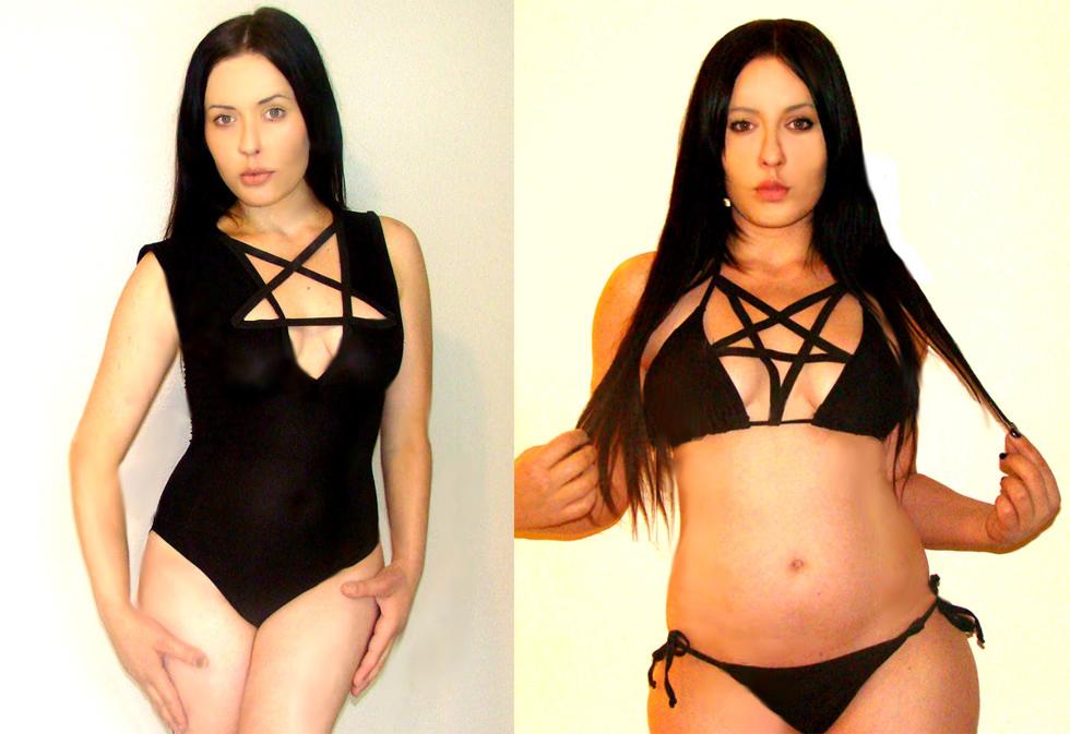 El bikini satánico