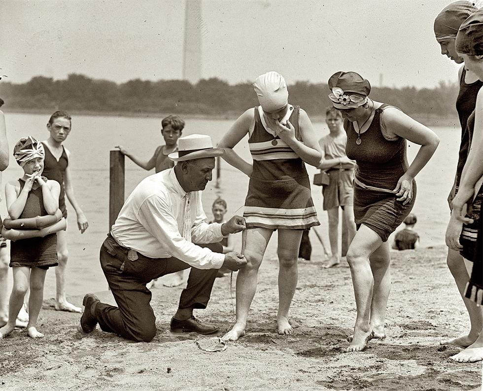 Las medidas de la moral (1922)