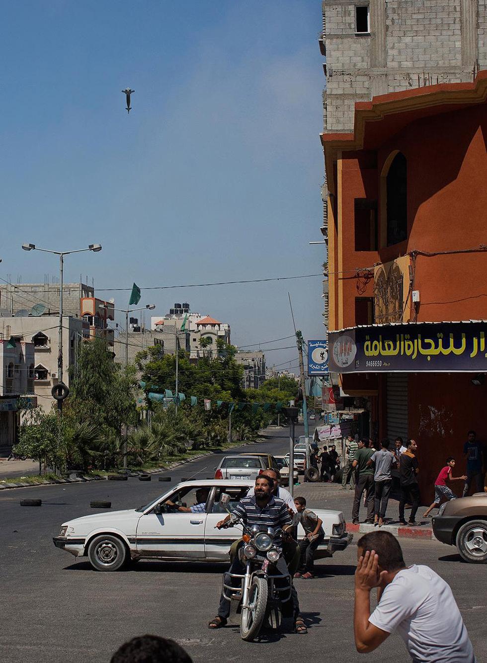 Llueve muerte sobre Gaza