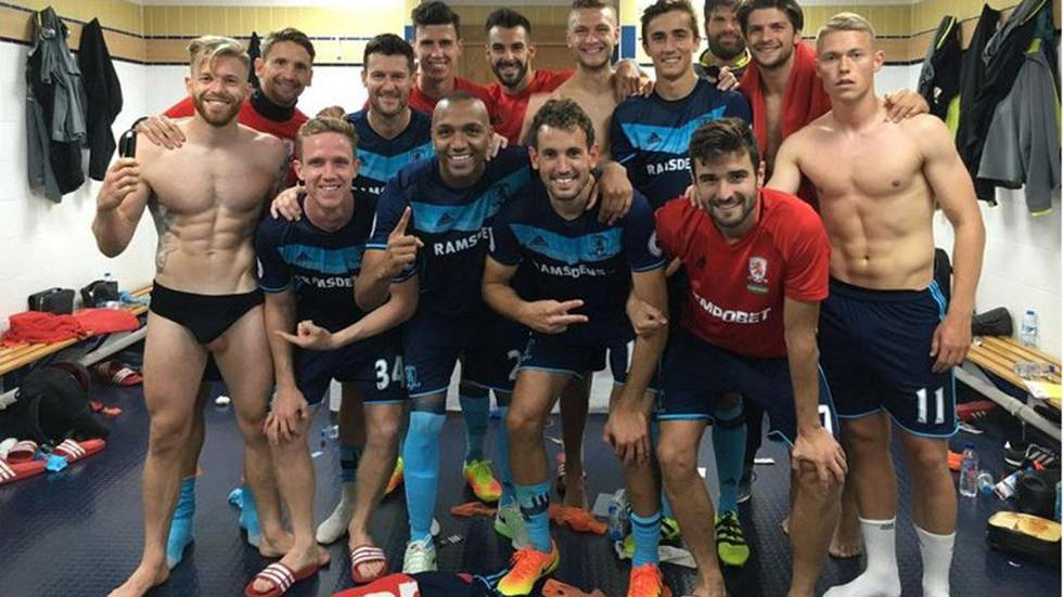 Los cojones del Middlesbrough