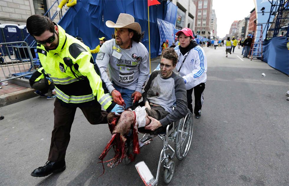 La nueva masacre de Boston