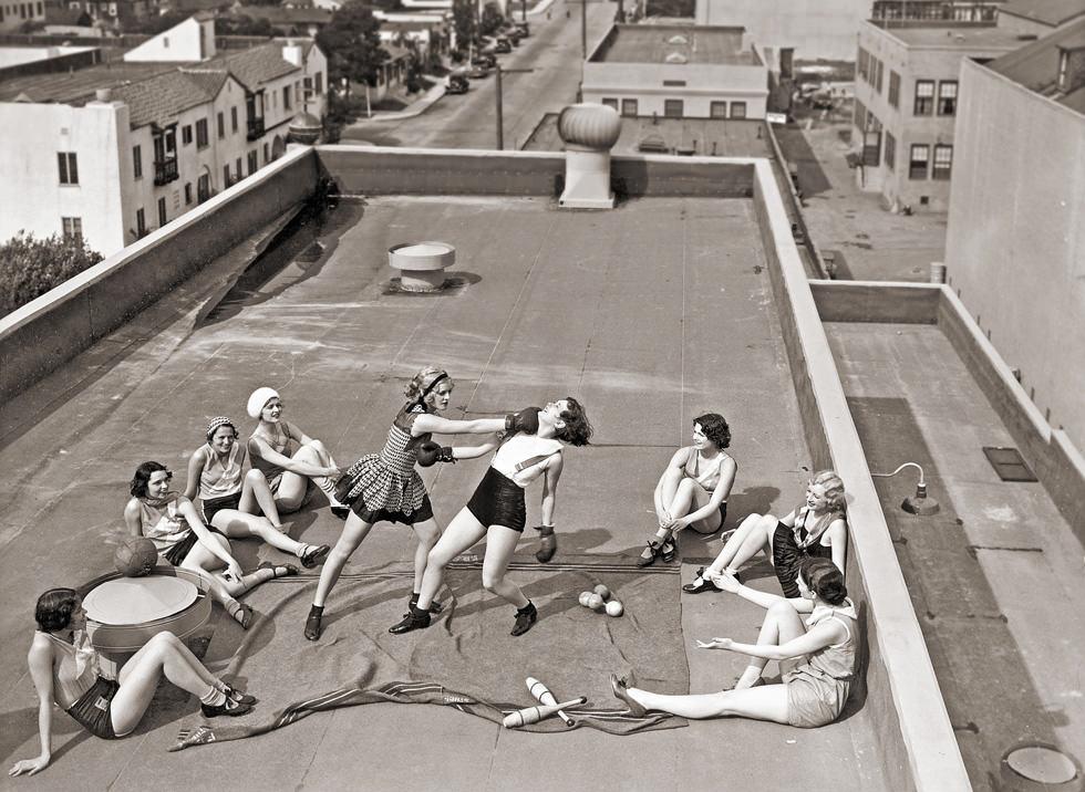 Puñetazos contra la historia (Los Angeles, 1933)