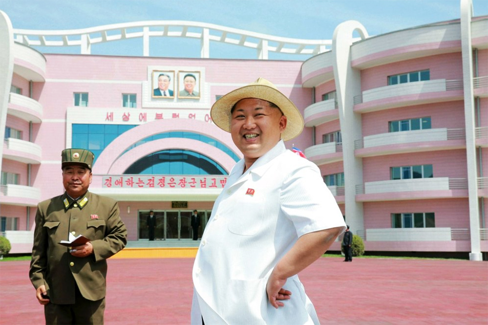 Kim Jong-un, el primer dictador pop