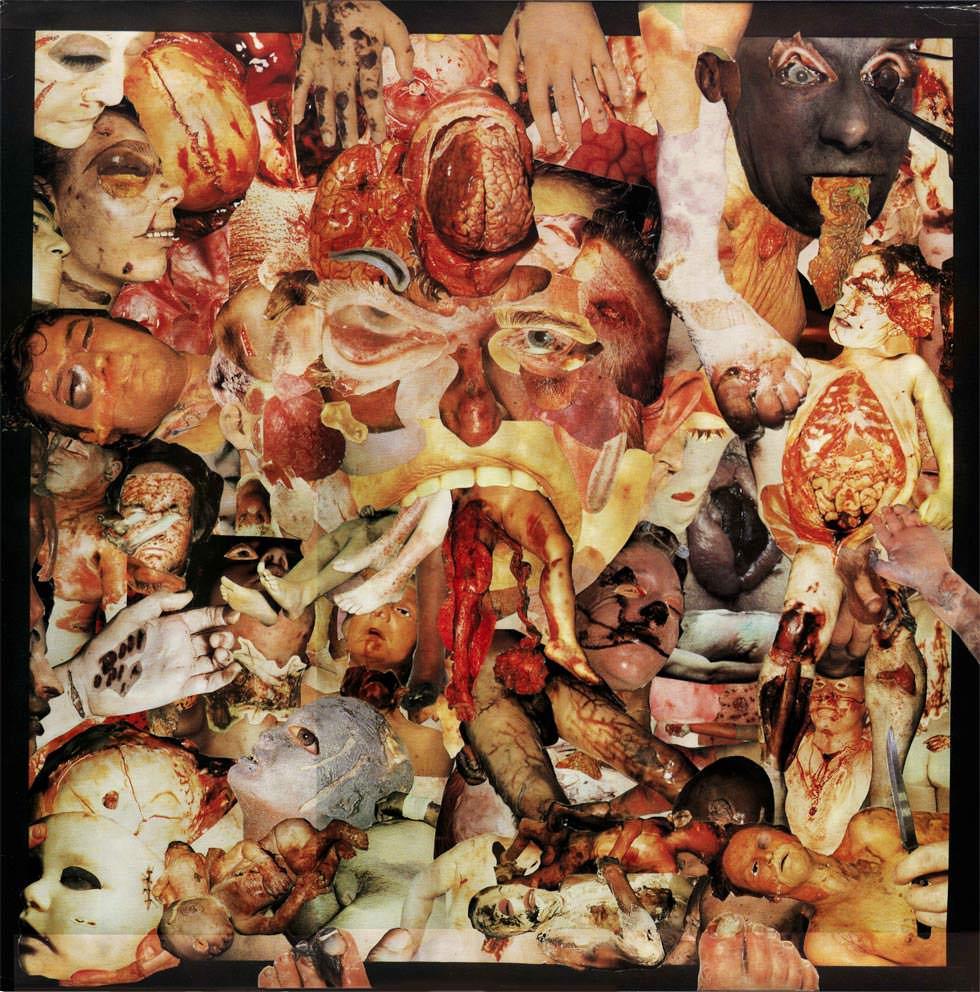 """Carcass: """"el arte de la putrefacción"""""""
