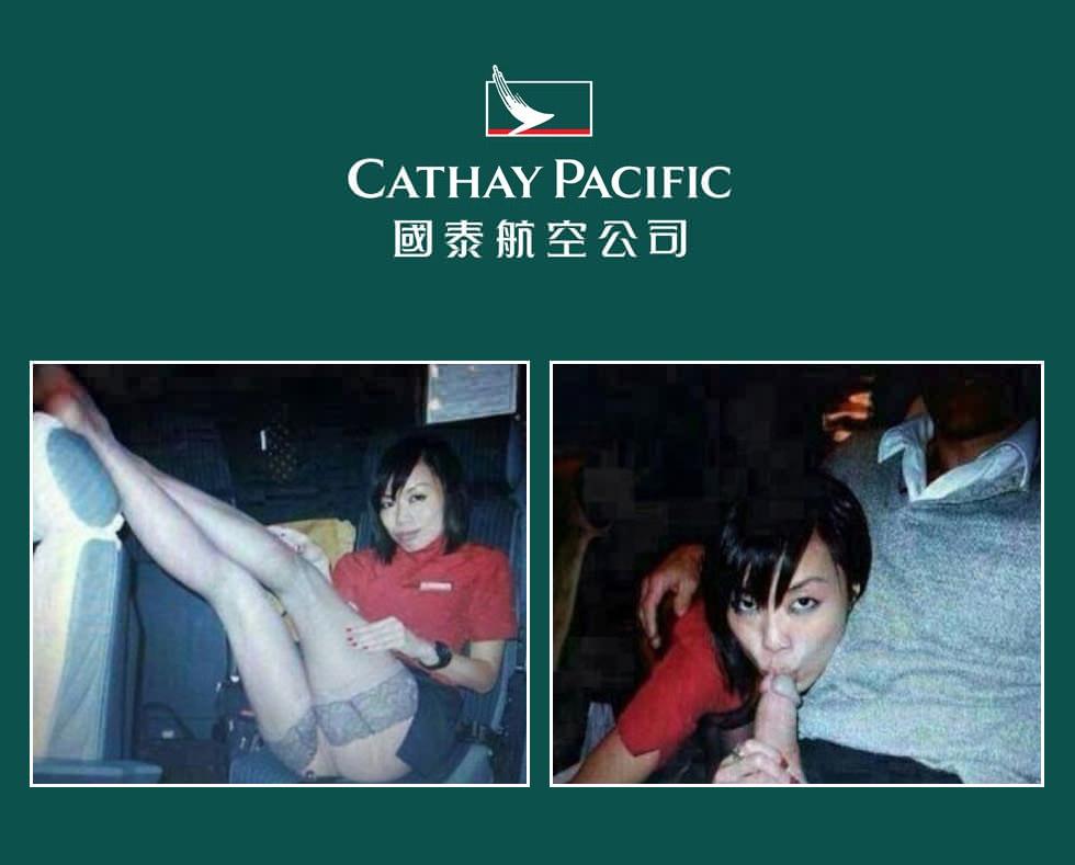 Cathay Pacific, la aerolínea más pornográfica