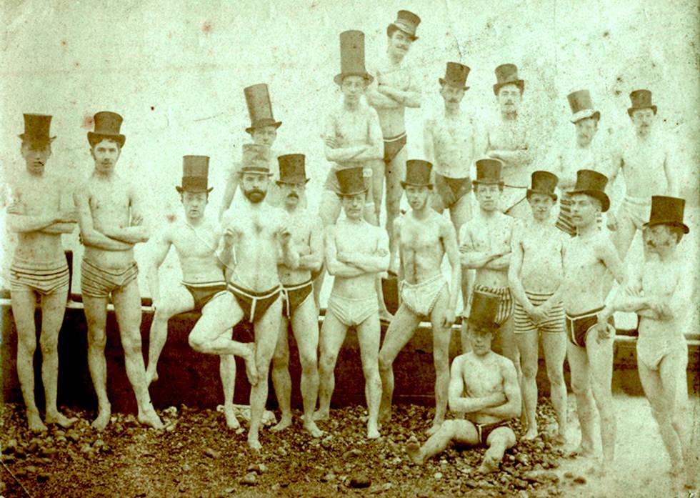 Club de natación de Brighton, 1863