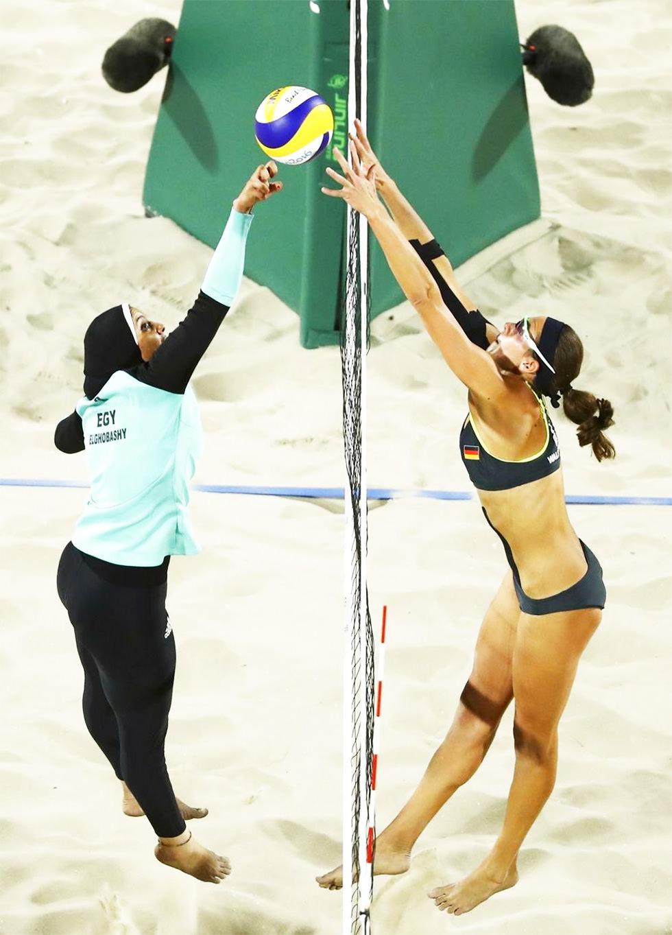 Juegos Olímpicos Río 2016: Moros y cristianos