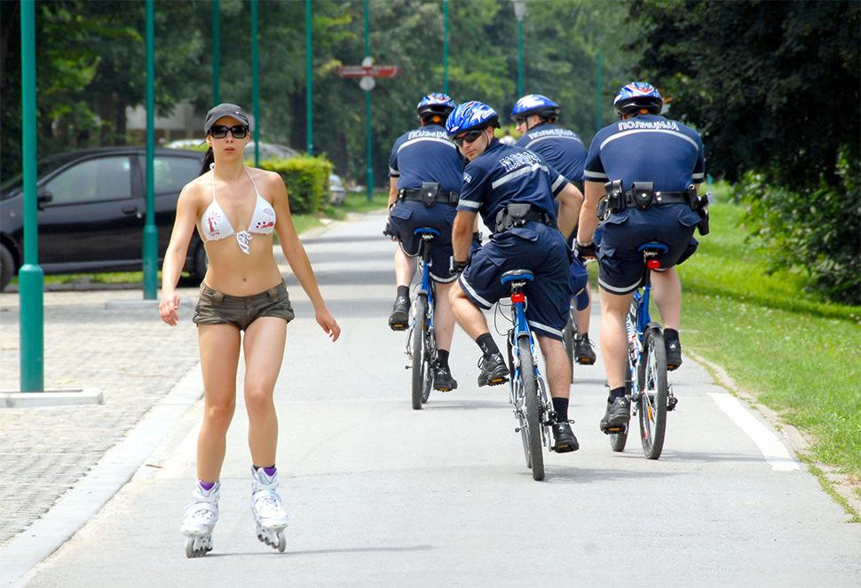 La otra protección policial