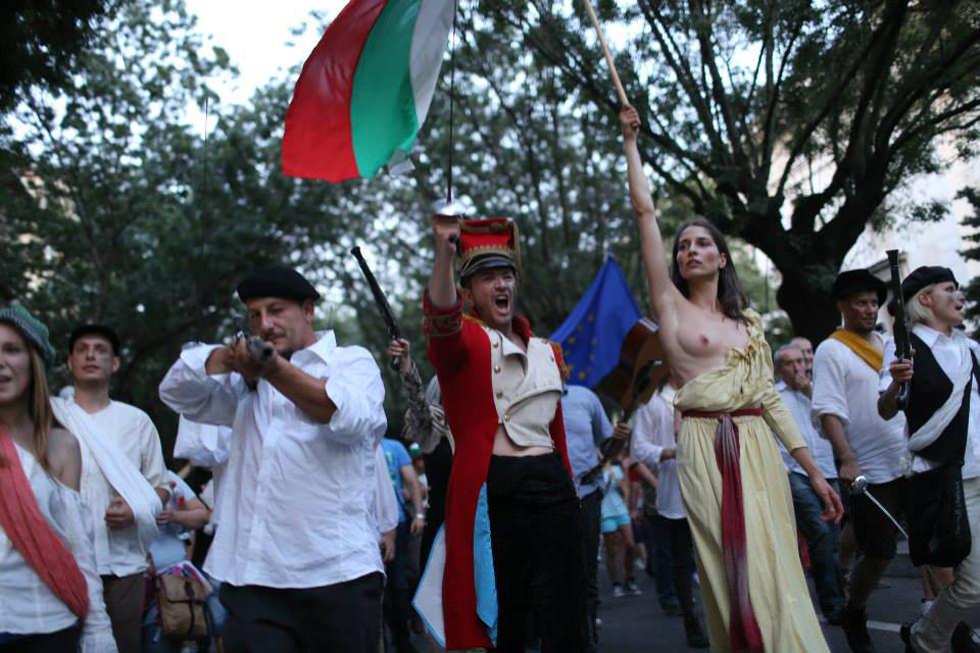 En busca de la Revolución