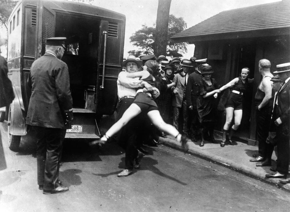 En los límites de la moral (1922)