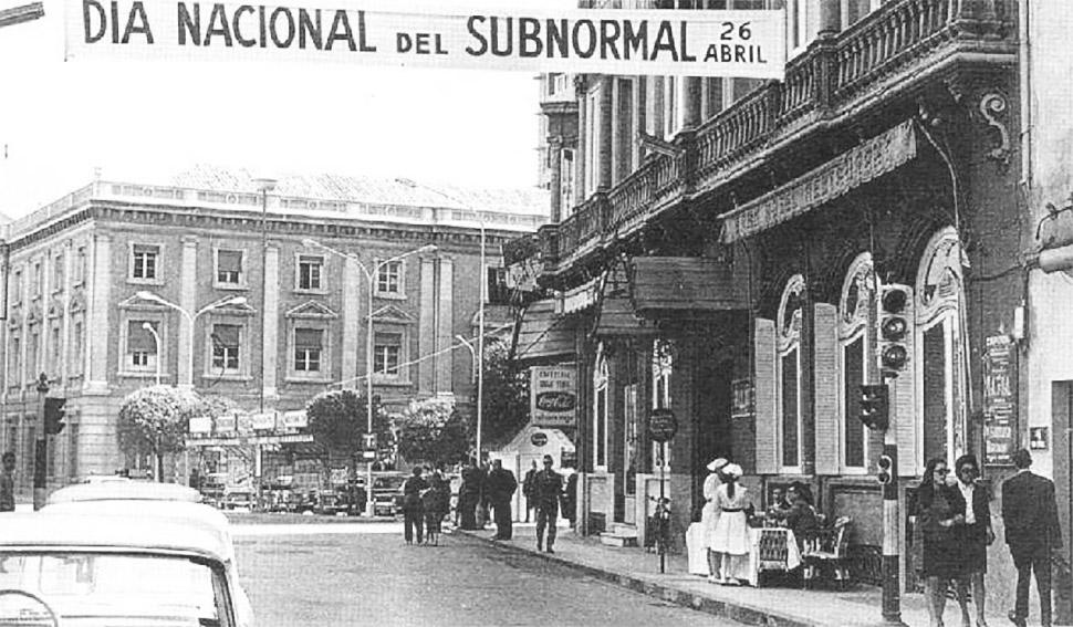 Día Nacional del Subnormal (1969)