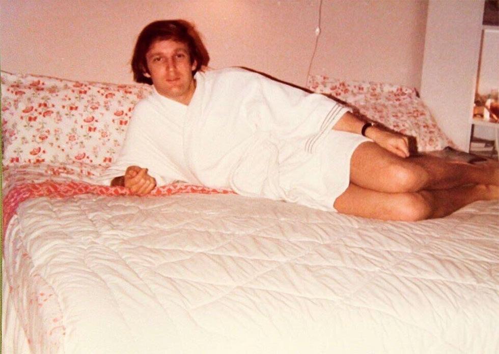 En la cama con el presidente
