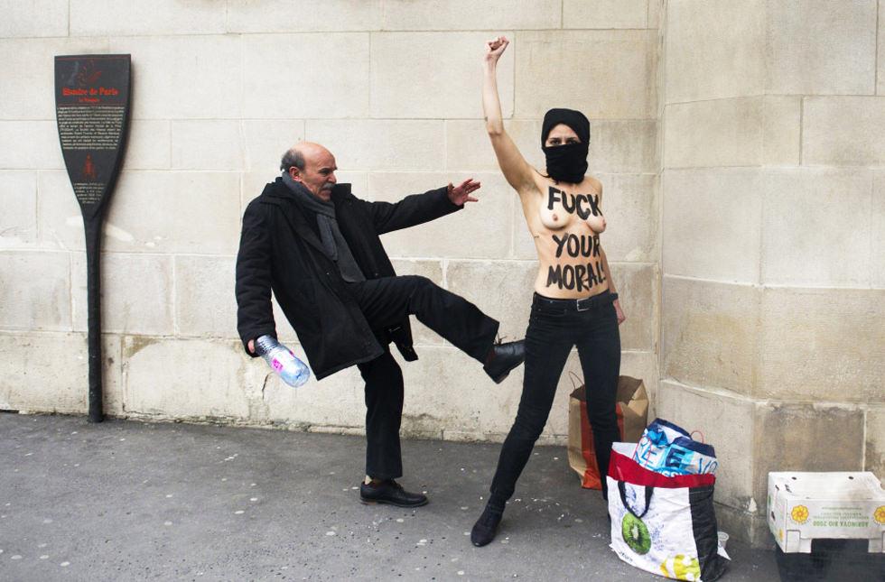 Femen contra el Islam