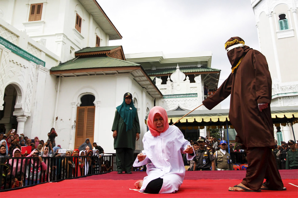 Crimen y castigo en el Islam