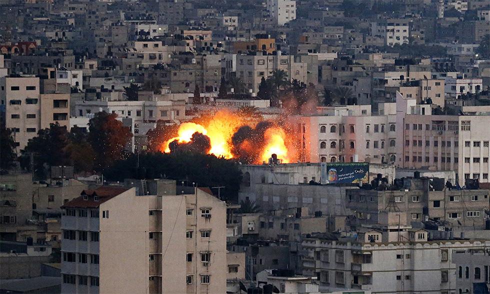 El cálculo mortal del conflicto palestino—israelí