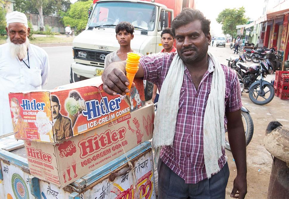 Helados Adolf Hitler