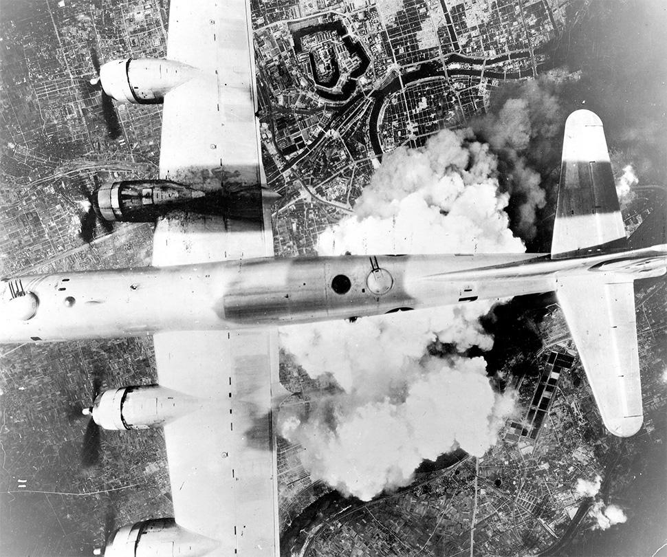 70 años de los bombardeos de Hiroshima
