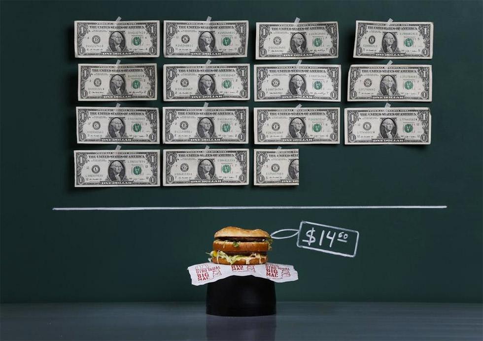 Venezuela y el Big Mac más caro