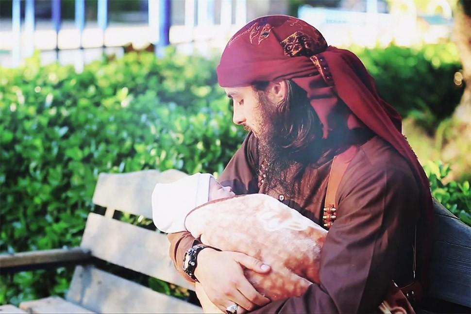 El Estado Islámico más paternal