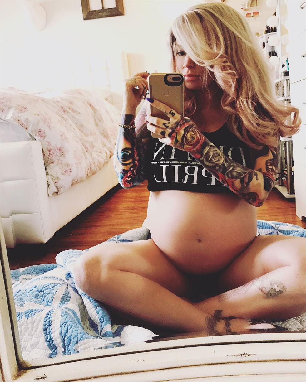 Jenna Jameson vuelve a estar embarazada