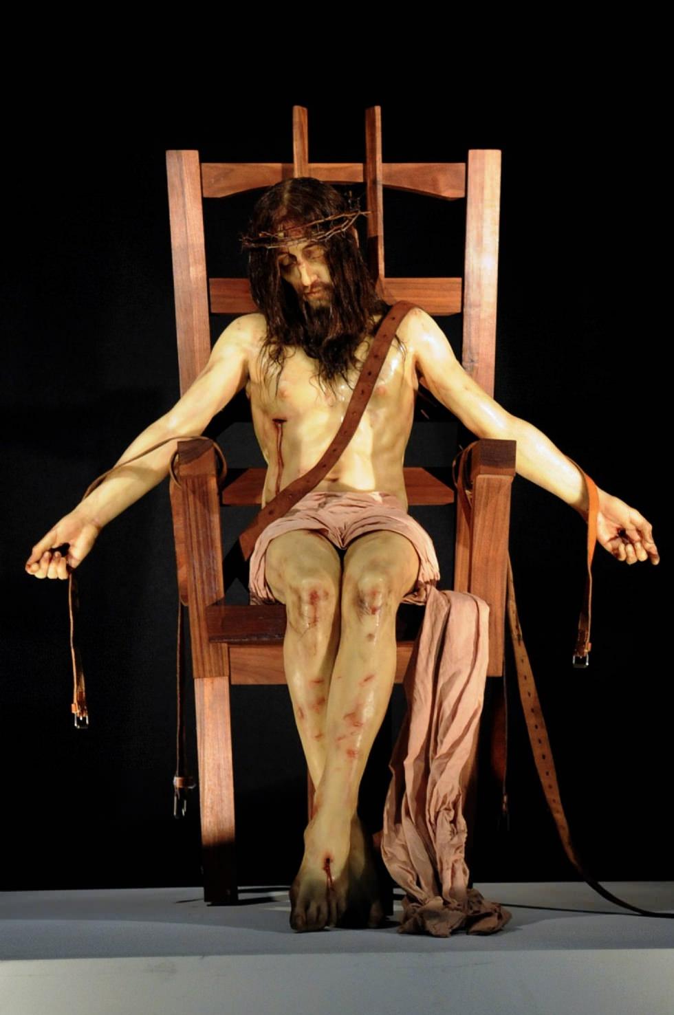 Jesucristo en la silla eléctrica