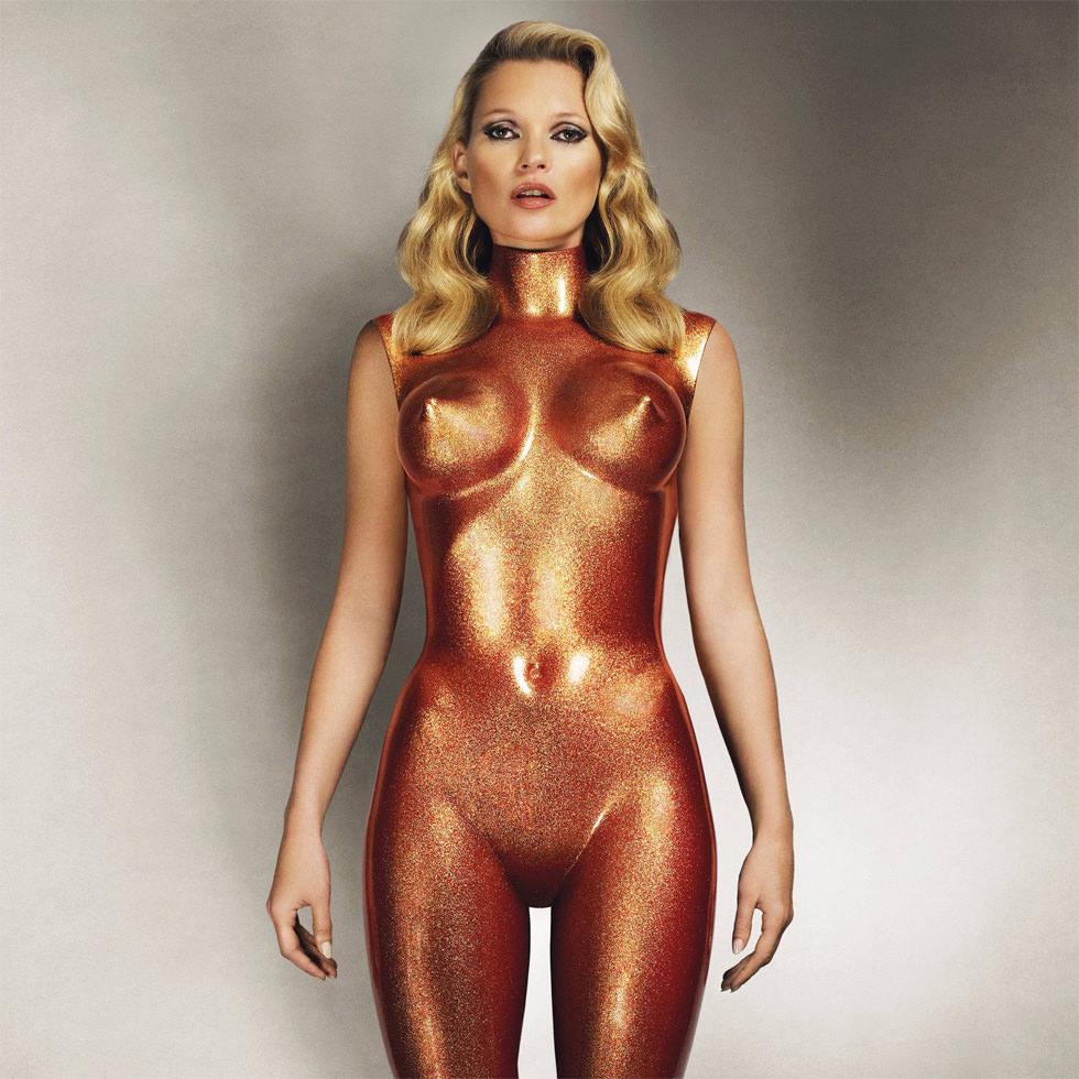 El erotismo de Kate Moss pasa por caja