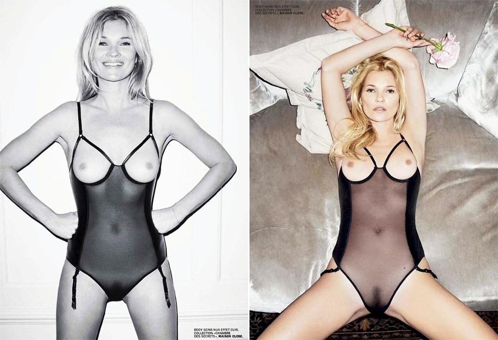 Kate Moss, mejorando con los años