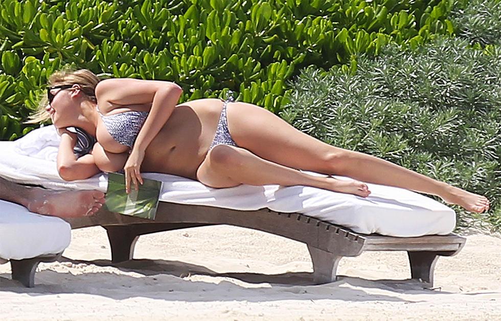 Nadie lleva el bikini como Kate Upton