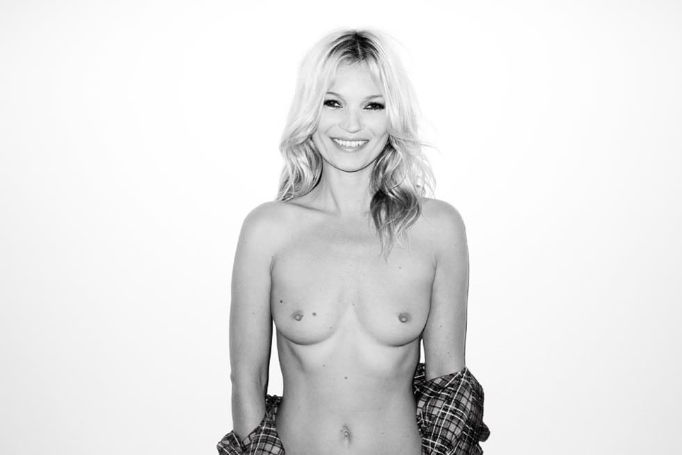 Kate Moss por Terry Richardson