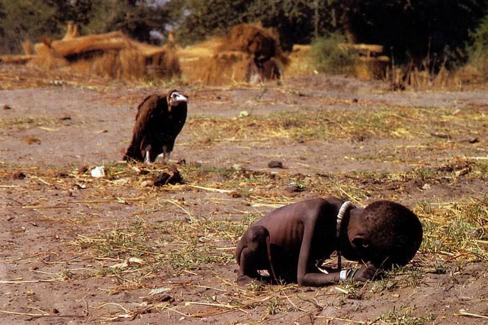 Historia de una foto: Kevin Carter