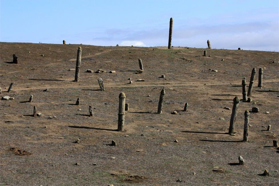 Khalid Nabi: el cementerio de los falos