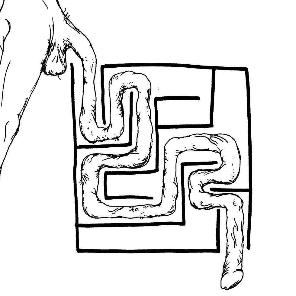 Pasatiempos: el laberinto