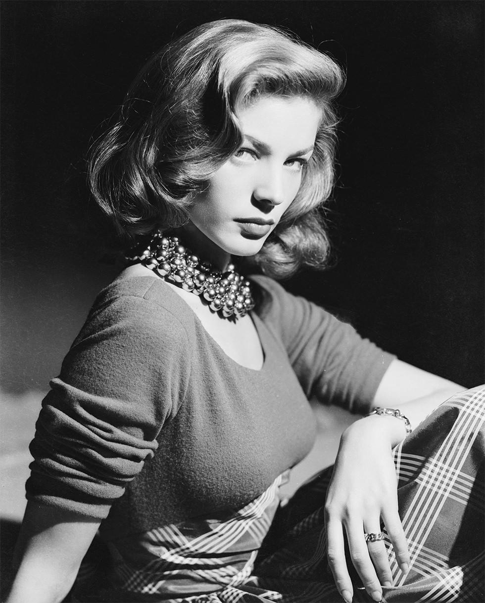 Muere Lauren Bacall