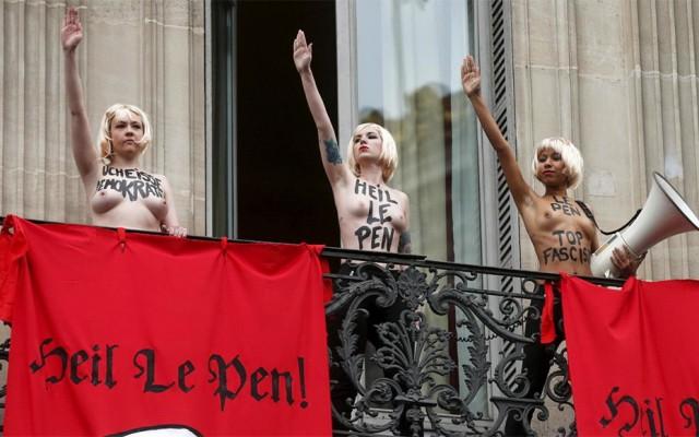 Heil Le Pen