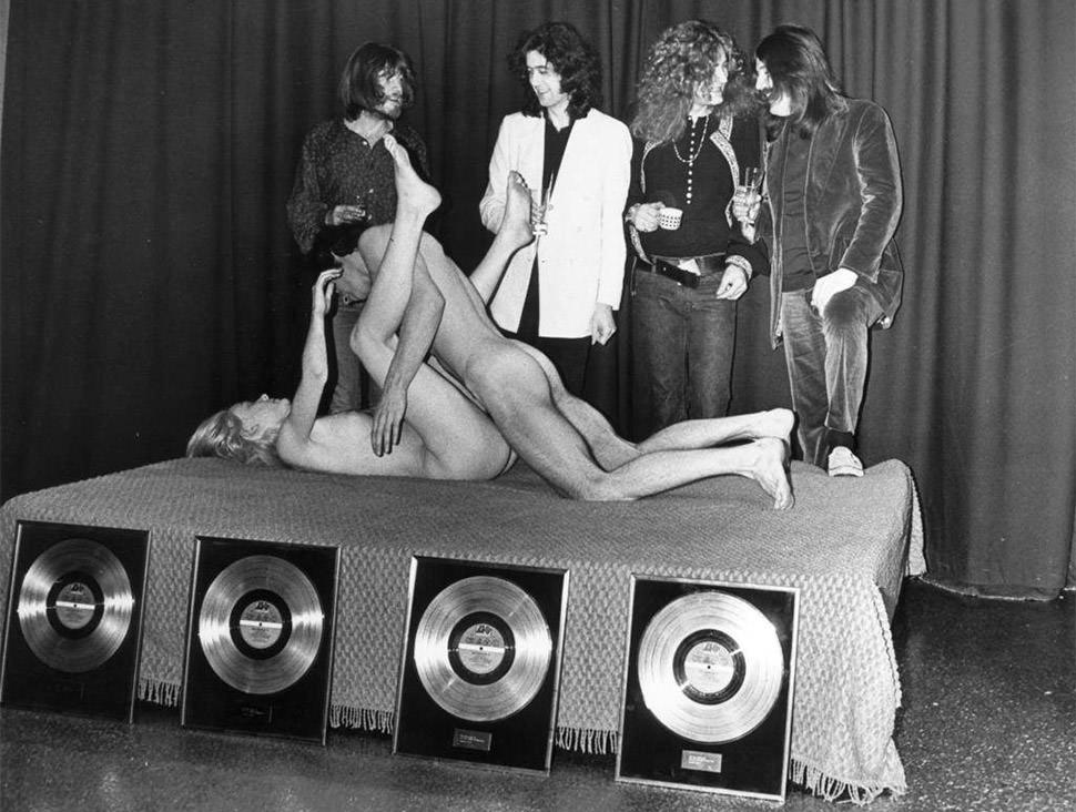 Groupie love nude scenes