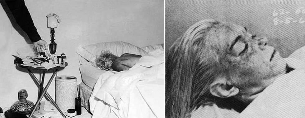 Se cumplen años de la muerte de Marilyn Monroe