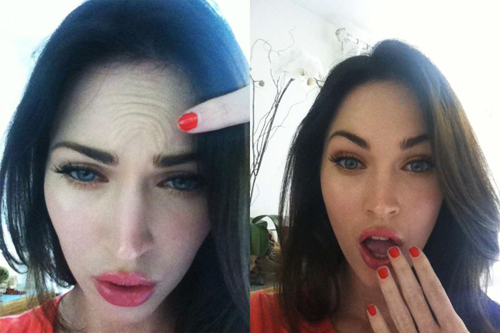 Podemos dormir tranquilos: Megan no usa Botox®