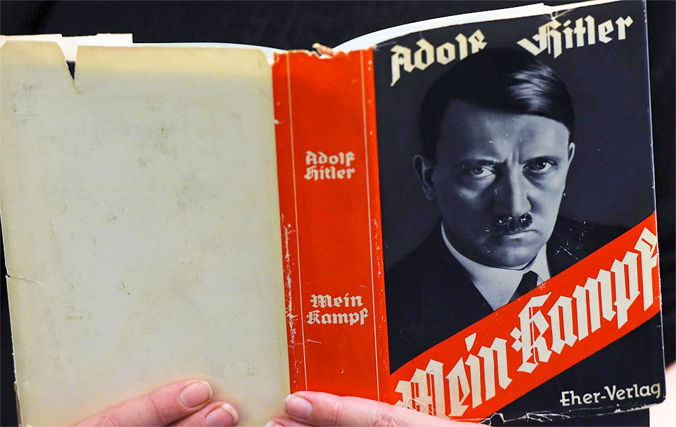 Novedades editoriales: Mein Kampf