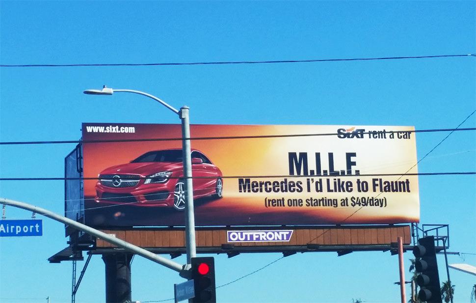 Una MILF llamada Mercedes