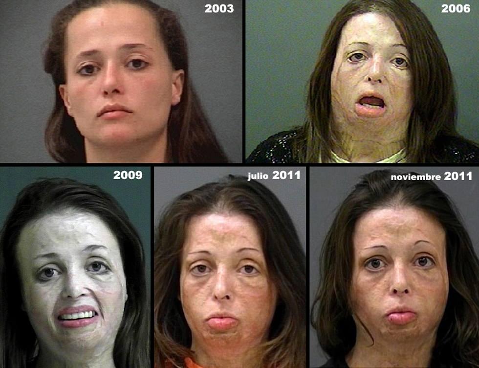 La reina de la metanfetamina
