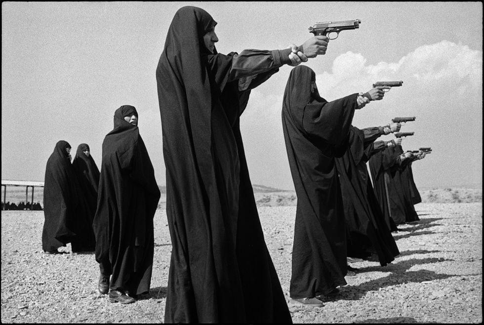 Una gran milicia para el pueblo iraní