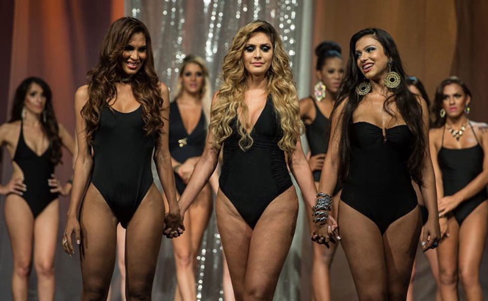 Brasil elige a su Miss Transexual 2013